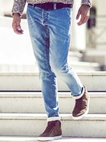 Movemai uomo | Pantalone denim da uomo - Spring-Summer 2013