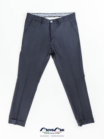 Movemai uomo   Pantalone da uomo - taglio classico cotone stretch   Spring Summer 2013