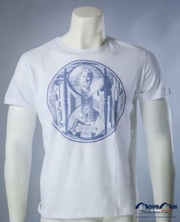 Movemai | T-Shirt Uomo cotone girocollo a maniche corte | Spring Summer 2013